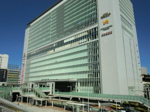 キュービックプラザ新横浜(新横浜駅ビル)