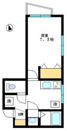 洋室 納戸 キッチン バス トイレ