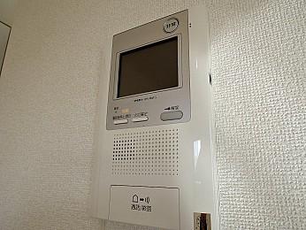 【TVモニターフォン】