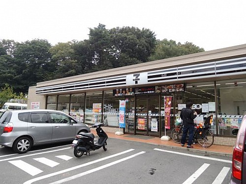 セブンイレブン板橋赤塚5丁目店