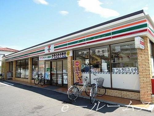 セブンイレブン板橋西台店