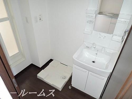 洗濯機置場・脱衣スペース