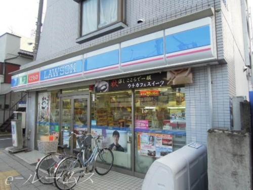 ローソン板橋桜川二丁目店