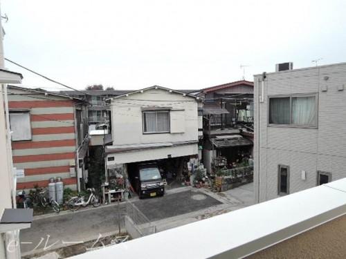 2階からの眺望参照