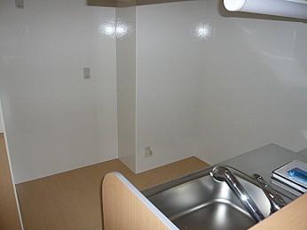 キッチン(別の部屋の写真です)