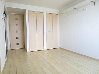 同物件、別タイプの部屋の写真です