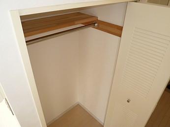 収納(別の部屋の写真です)