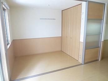 別タイプの部屋の写真です