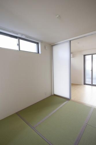 101号室の写真です