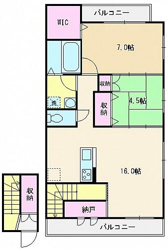 203号室(80.49㎡)