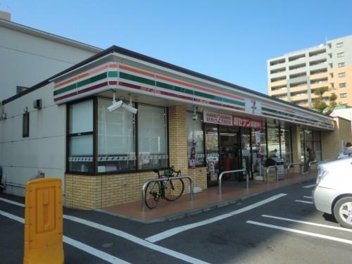 セブンイレブン 横浜生麦4丁目店