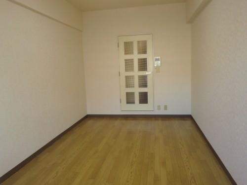 居室 内装前