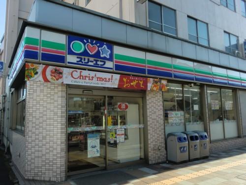 スリーエフ神奈川新町店