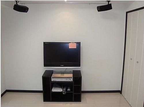 設置済み32型TV