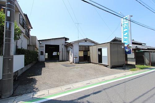 熊谷市上奈良 県道359号葛和田新堀線沿い