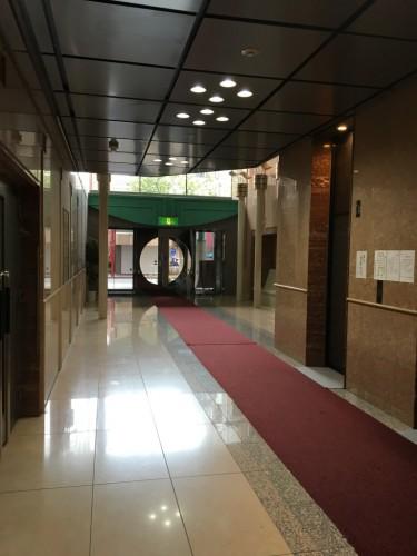 横浜クリード 1階 EVホール