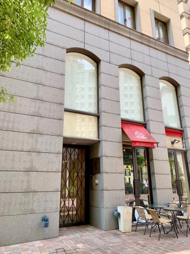 カーザ ベルソーレ 1階入口
