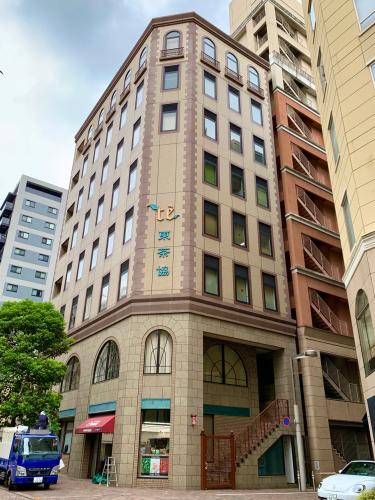 東京茶業会館 外観