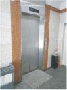 エレベーターホール 1階