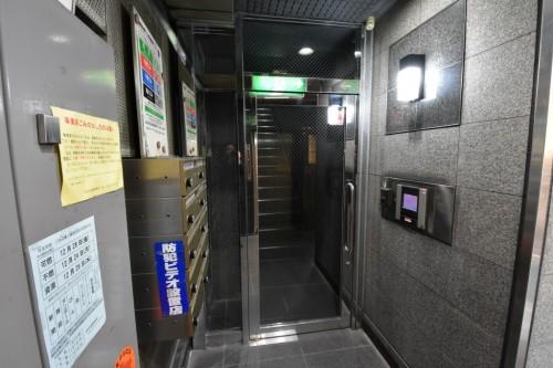 階段出入口