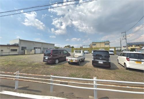 相模原市緑区大島テナント大型トラック駐車場車両置き場・資材置き場貸地物件情報(有)リビングホーム