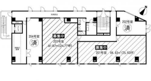相模原市中央区富士見エリアの貸事務所物件情報