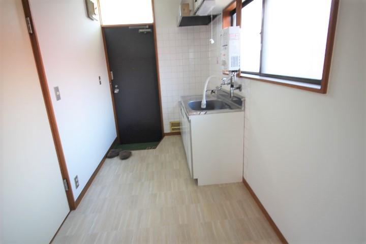 キッチン(全体)