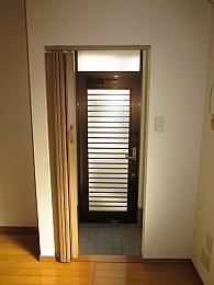1フロア1住戸のため立派な玄関です♪