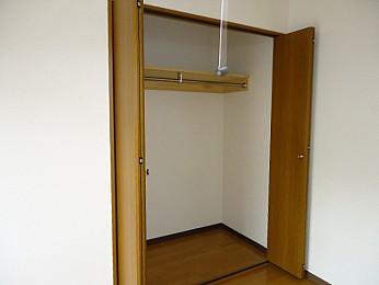 収納も大きくお部屋を有効的に使えますお♪