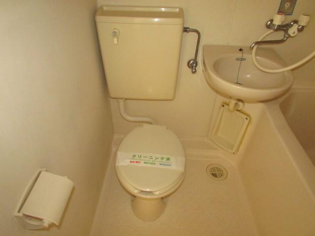 トイレ ユニットバス