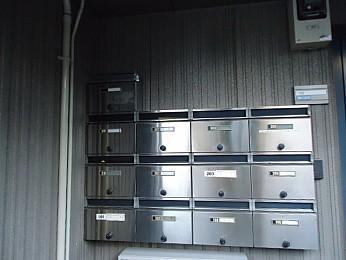設備 郵便ポスト