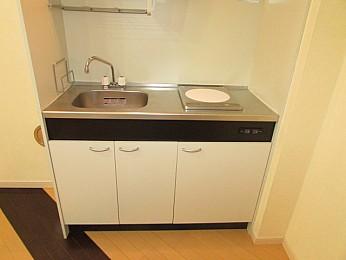 IHキッチン 調理しやすい広いキッチンスペース