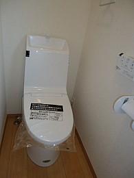 トイレ バストイレ別 ウォシュレット完備