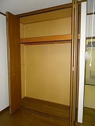 収納が大きくお部屋を有効的に使えます♪