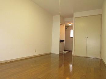 洋室7帖 人気の2階角部屋のため住み心地良好♪