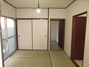 和室4.5帖 心落ち着く和室のお部屋です♪