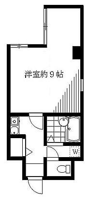 洋室9帖 キッチン バス トイレ