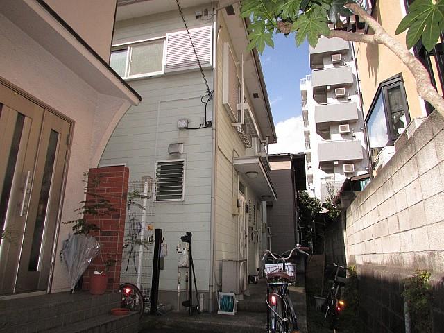 テラスハウス駒沢 左側
