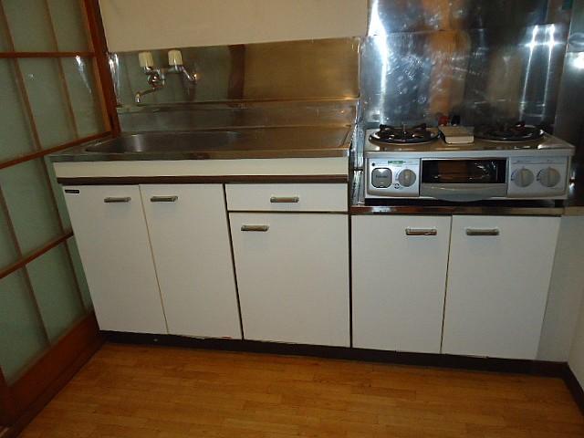 キッチン(現況優先)