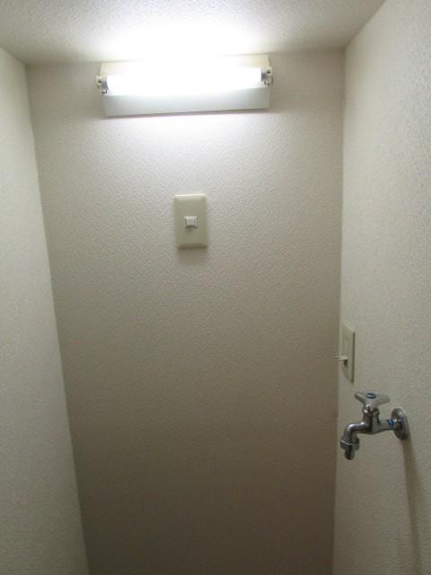 室内洗濯機置場(上部)