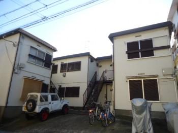 桜新町駅から徒歩11分♪木造アパート