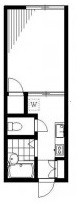 洋室6帖 キッチン バス トイレ