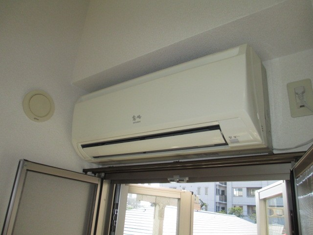 設備 エアコン
