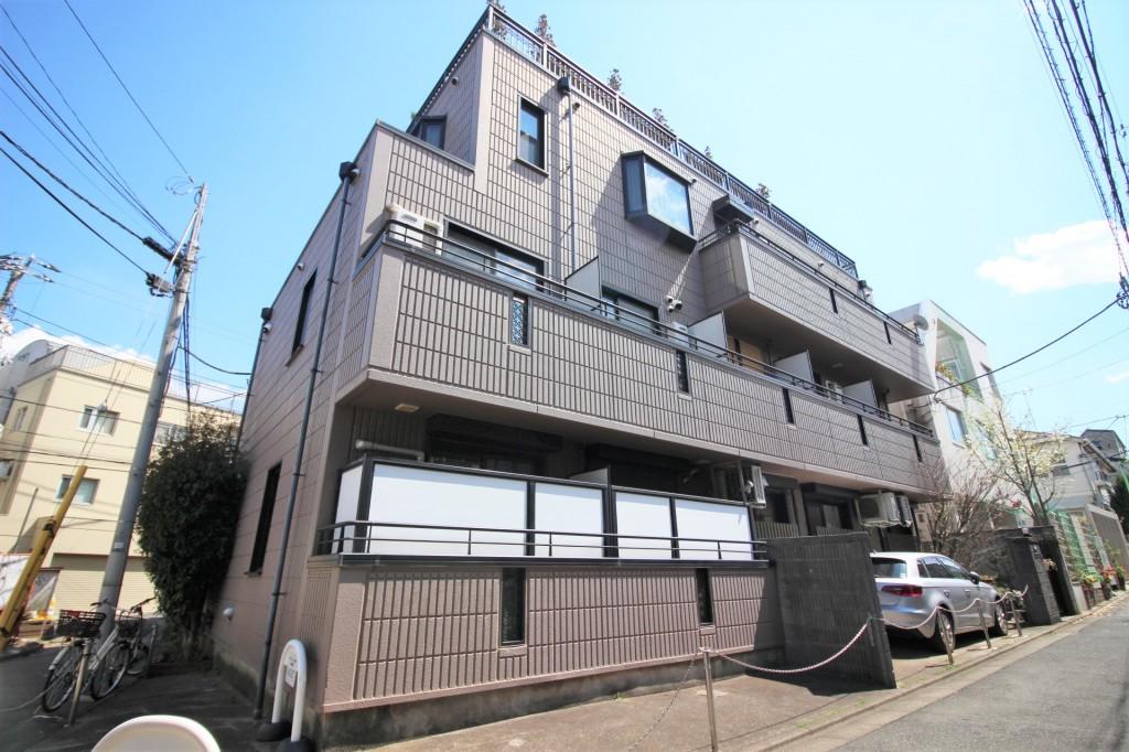 駅近♪3階建マンション