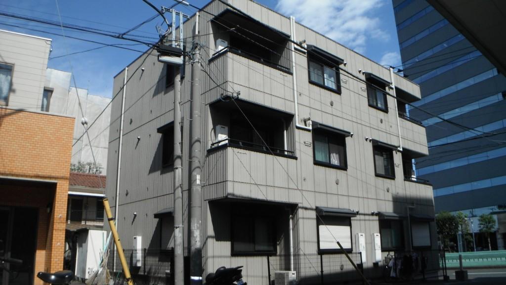 3階建マンション