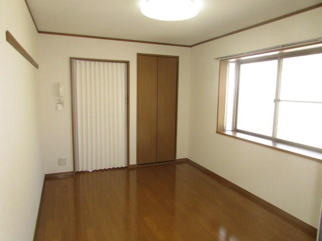 2階角部屋