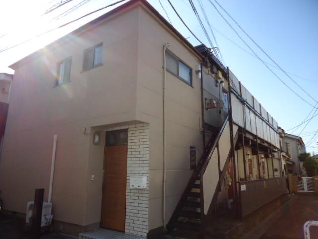 西太子堂パールハイツ 103号室