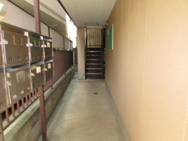 1階共用通路