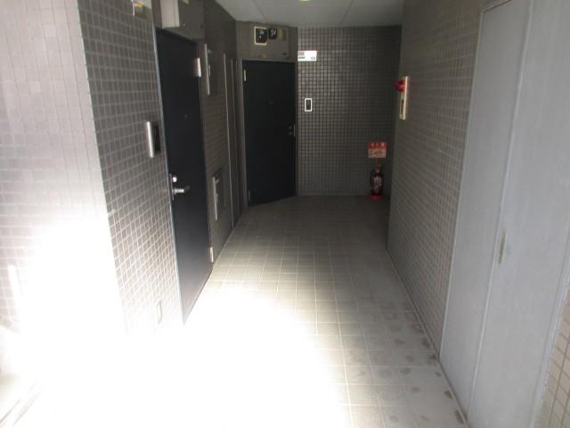 3階共用通路