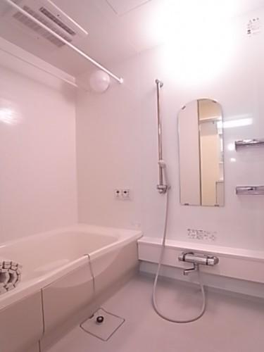 浴室 洗い場も浴槽もゆったり♪